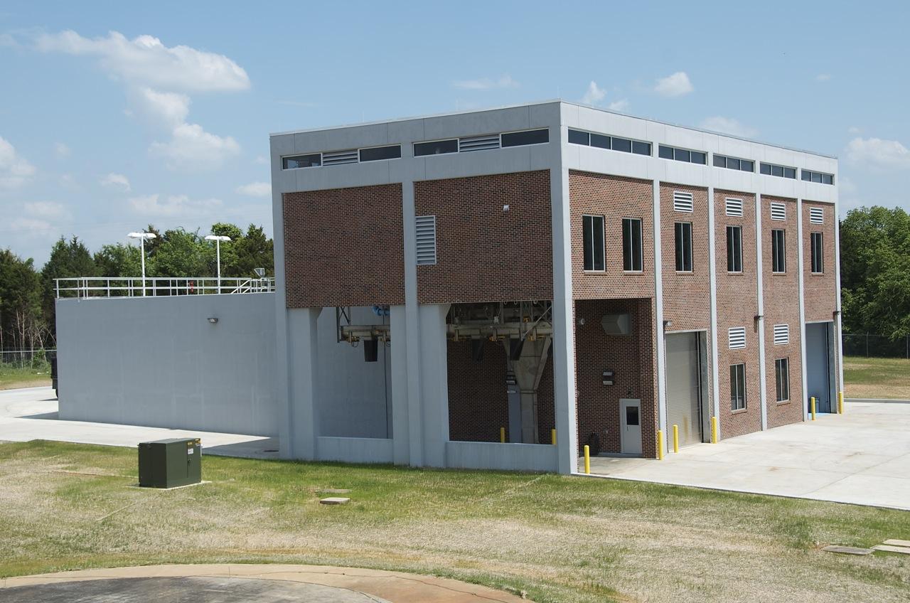 Solids Processing Facilities_Thomas K. Hutchinson WTP