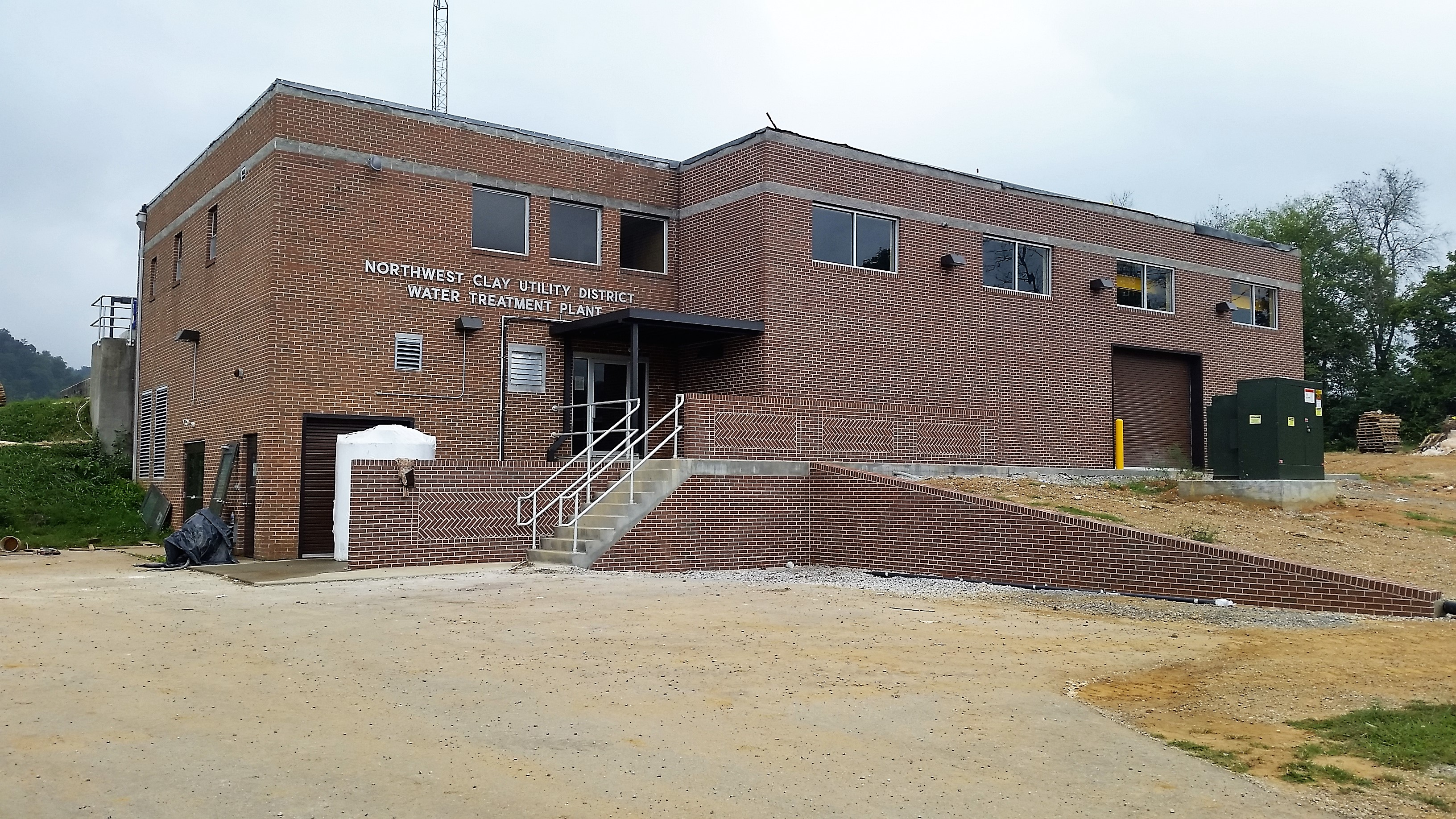 Northwest Clay UD - Water Treatment Plant