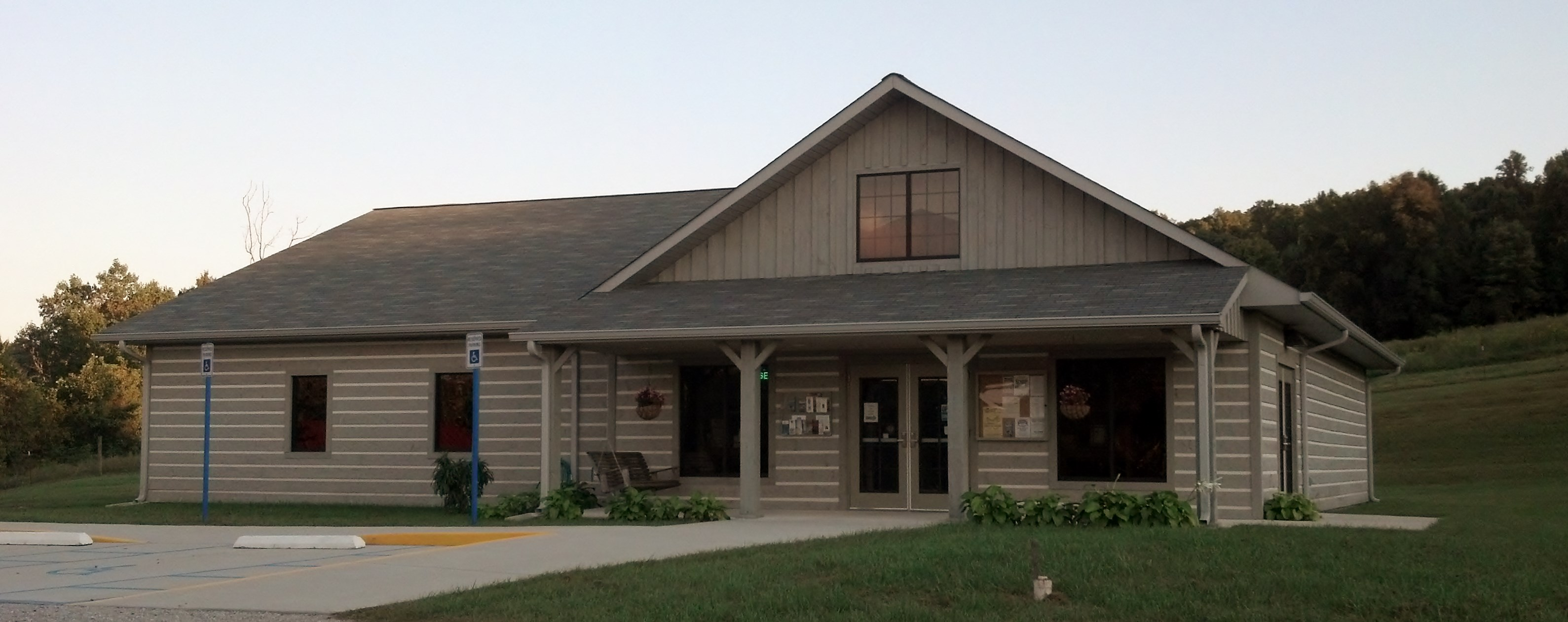 Pickett County Welcome Center