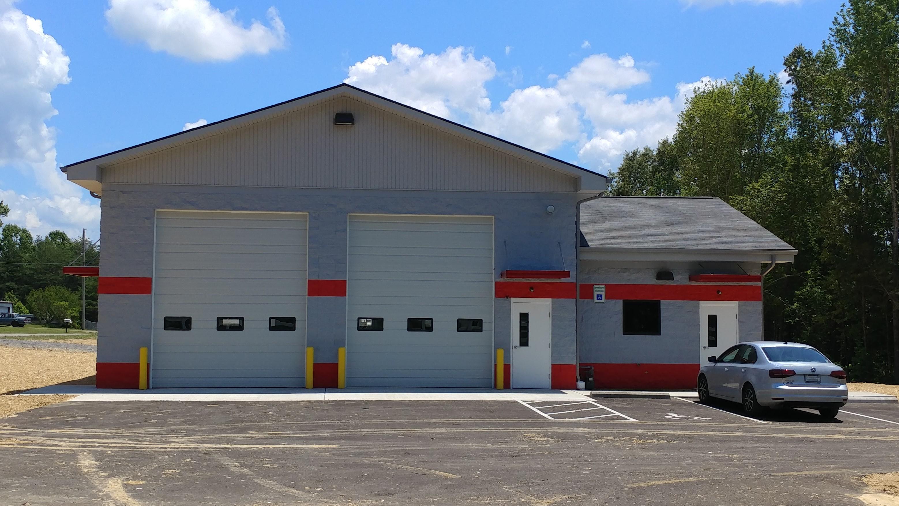 Dodson Branch Fire Hall